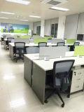 Stahlbein-Puder-Beschichtung-Büro-Möbel-linearer Büro-Schreibtisch