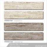 Los materiales de construcción madera Baldosas de cerámica para decoración (VRW6N1557/1558, 150x600mm)