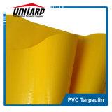 Revestimento de cloreto de vinilo polietileno impermeável PVC Lona de poliéster