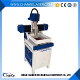 Routeur CNC la gravure d'aluminium métallique en laiton avec 1,5KW CK6090