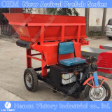 Nouveau Style petit tricycle de vidage de la machine d'alimentation en béton.