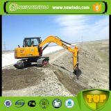 Pequeño excavador hidráulico de excavación de la máquina RC del orificio de Sany Sy155 15ton