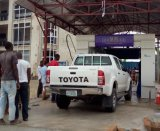 Тип автоматическая шайба тоннеля автомобиля к мытью автомобиля Нигерии