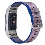 Fitbitのための編まれたナイロン時計バンド、Fitbitの料金2のための時計バンド