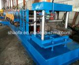A canaleta de C lamina a formação da maquinaria