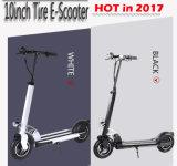2018 Gás de fibra de carbono Kick Scooter eléctricos rebatíveis para Adulto