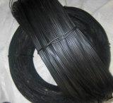 Sans huile sur le fil recuit soft noire