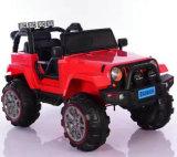 リモート・コントロールの車の12ボルトのおもちゃのジープの乗車