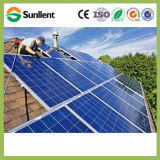 48V2kw weg Rasterfeld-Ausgangsvom solarinstallationssatz-Sonnenkollektor-Energie-Stromnetz