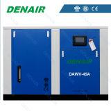 Wasser-Schmierung-ölfreier Schrauben-Luftverdichter 45kw