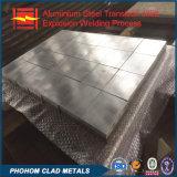 Aço revestido de alumínio Expolive Bloco de solda de alumínio de condutividade