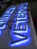 Lettre de plein air rétroéclairé haute luminosité Alphabet lettres Signe