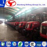 Prijs van de Fabriek van de Uitvoer van de Tractor van de Tractor van de Machines van het landbouwbedrijf de Grote van Shandong