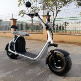 Gummireifen Harley EWG des Lithium-elektrische Roller-1000W fette bescheinigt