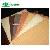 La madera contrachapada con la chapa de papel hizo frente a precio de la tarjeta de la madera contrachapada del fabricante