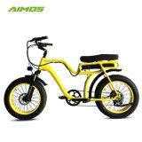 Давление в шинах жира электрический велосипед снег E велосипед для 2 Peopler
