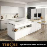 Германия Qaulity высокий стандарт пользовательского дизайна кухни для высотных и пентхаус ТВ-0004