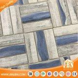 Neue Ankunft! Streifen-Form-Tintenstrahl-hölzerne Mosaik-Glasfliese (V627001)