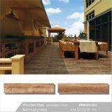 Matériaux de construction en bois des carreaux de sol en céramique pour la décoration (1557/1558 VRW6N, 150x600mm)