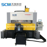 Dos ejes Siemens CNC máquina de perforación para la fabricación de placas de acero