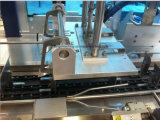Envoltura automática de disipador de pegamento caliente alrededor de los envases de cartón la máquina para la botella