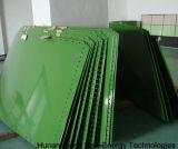 2*2000m3 Uasb anaerobische Reaktor-/Digestor-Biogas-Pflanze