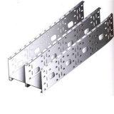 産業ケーブル・トレーのための電流を通された鋼鉄穴があいたケーブル・トレーまたは梯子またはサポートまたは橋サイズ