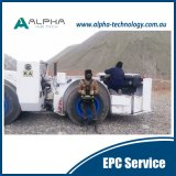 Machine à télécommande de Load-Haul-Dump de système de champ de vision d'équipement minier