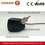 3pulg. de protección IP68 Luz LED de trabajo para la iluminación de seguridad montacargas (GT1012-10W)