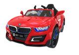 Passeio elétrico das crianças do carro do brinquedo do conceito de BMW no carro