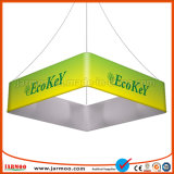 Bandiera d'attaccatura del nuovo della tintura soffitto quadrato durevole variopinto di Sublimathion