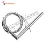 ステンレス鋼のカートリッジヒーターの抵抗ヒーターの投込み電熱器の発熱体