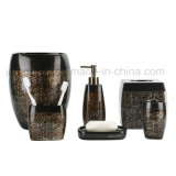 La moderna Polyresin Jabonera para accesorios de baño Jabón