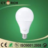 Lúmen elevado do profissional 3W-25W da iluminação do diodo emissor de luz de Ctorch um bulbo do diodo emissor de luz da forma SKD