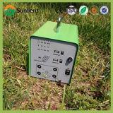 Электрическая система DC 20W домашней пользы портативная миниая солнечная