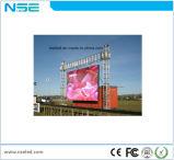 Il livello commerciale di assicurazione P3.91 rinfresca la visualizzazione di LED di alluminio di fusione sotto pressione dell'affitto