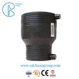 중국은 PE100 플라스틱 수관 연결관을 공급했다