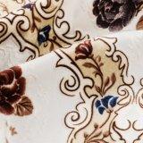 Новым ткань типа 2018 напечатанная бархатом для домашнего тканья