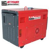 230ボルトの発電機のAir-Cooledディーゼル発電機5kw 6kwの無声発電機