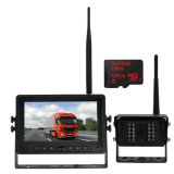 BACK-UP Wireless Camera kit with 7inch monitor and Day/Night Camera