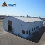 Neue Entwurf Prfab Stahlkonstruktion-Lager-/Speicher-Gebäude-Installationssätze