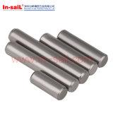 Pin principal rond d'épaule d'acier inoxydable pour l'attache de moulage