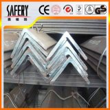 Surtidor de la barra de ángulo del acero inoxidable del material de construcción 201