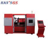 Fibre professionnel 500W 700W 1000W Type de bras Laser Machine de découpe de métal