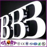 3D 편지 표시와 수지 Signages LED 채널 표시