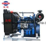 Motor Petróleo-Eléctrico de cuatro cilindros y de seis cilindros para el uso QC6112zld QC4112zld de Geneset