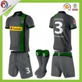 Fabrik-direkter Lieferanten-Fußball-Jersey-Fußball-Abnützung-ZollMens