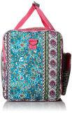 女性屋外の多彩な600dポリエステルDuffelの荷物旅行袋