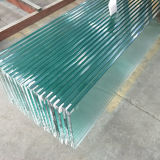 Четко и ясно размера Jumbo плоского закаленного стекла с сертификат CE плавающего режима