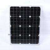 싼 10W 20W 30W 40W 50W 단청 광전지 작은 태양 전지판